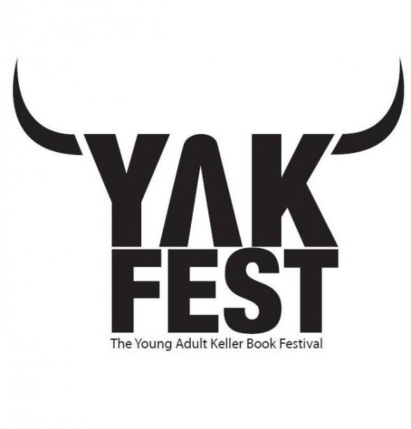 YAK logo black