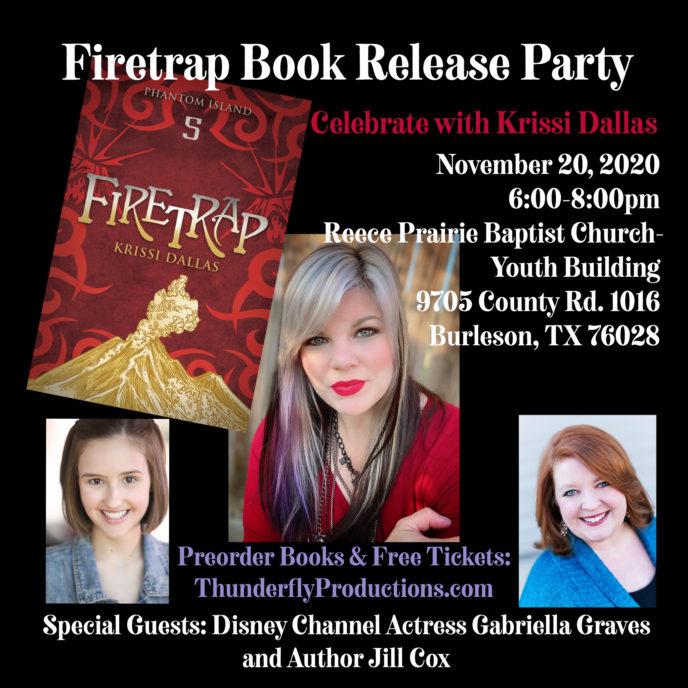 Firetrap Release Party-Burleson